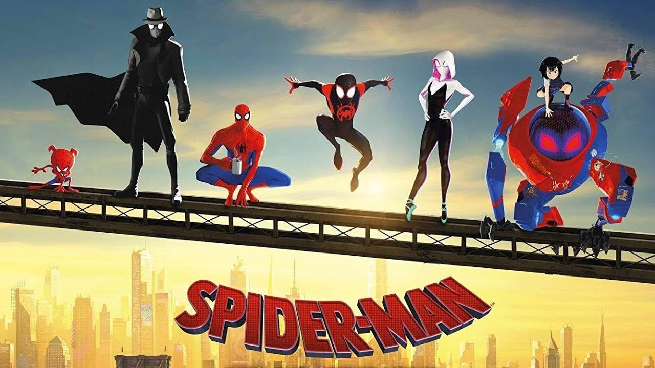 Spider Man Into The Spider Verse Score Soundtrack Tracklist