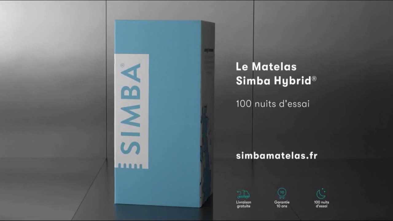 """Musique de la pub Le Matelas Simba Hybrid """"100 nuits d'essai""""  2021"""