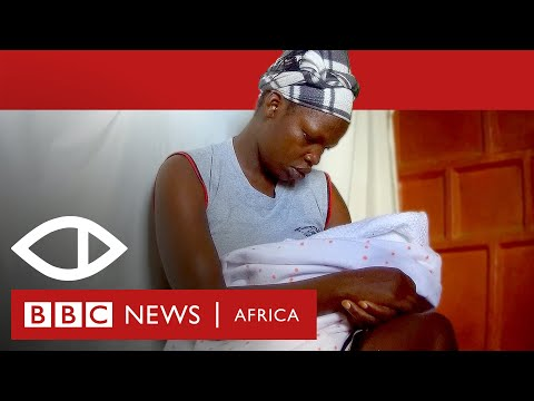 The Baby Stealers: A Mother's Story - BBC Africa Eye
