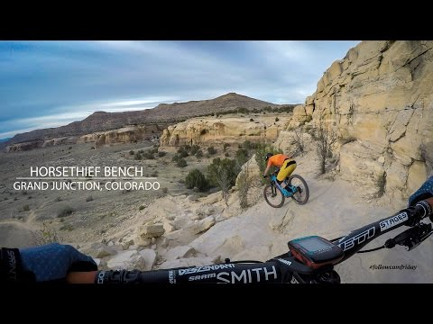 Mountain Biking Horsethief Bench, Grand Junction Colorado