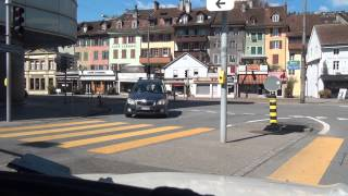 Studen Aegerten Bürglen Brügg Madretsch Biel Bienne Schweiz Switzerland 6.4.2015