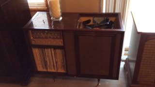 1959 Magnavox Continental Console Stereo
