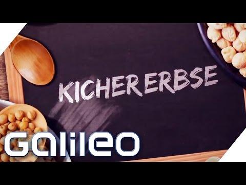 Powerkugeln Kichererbsen | Galileo | ProSieben