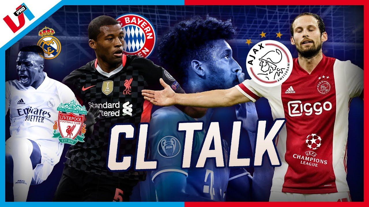CL TALK: 'Blind Was De Beste Man Bij Ajax & Real Madrid Geen Kandidaat Voor Champions League Titel'