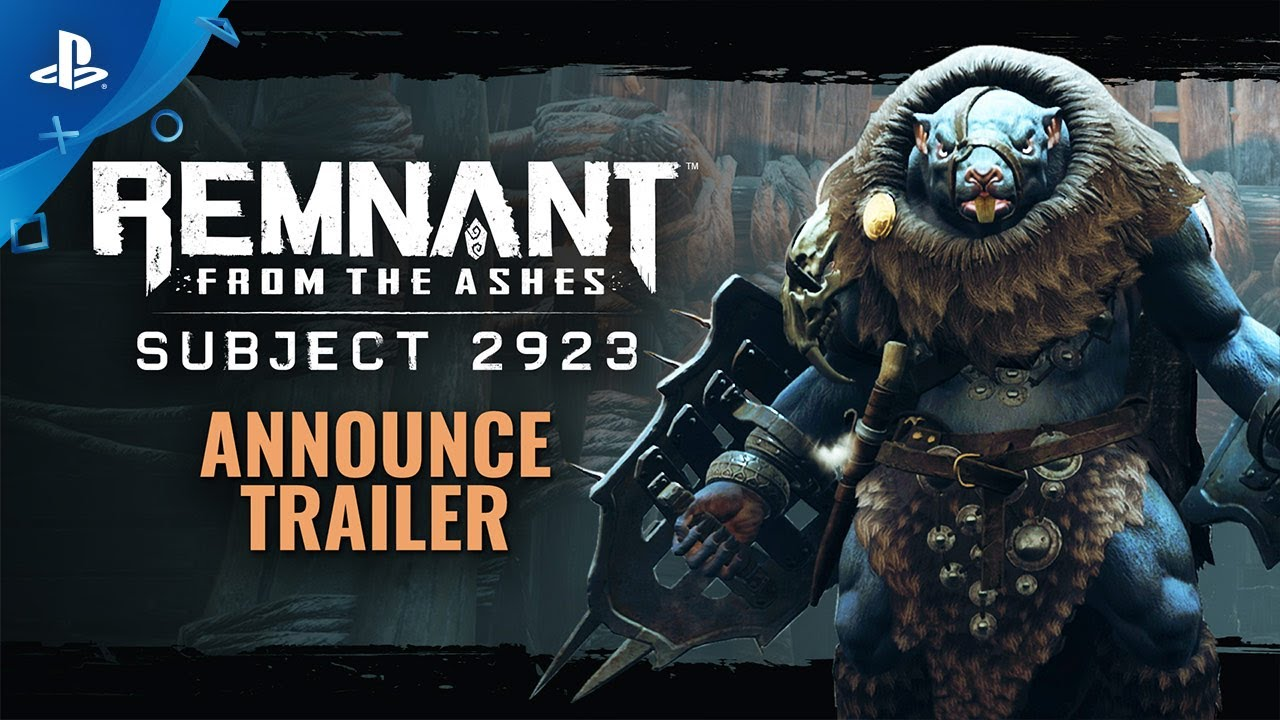 Remnant: From the Ashes - Subject 2923 Announce Trailer