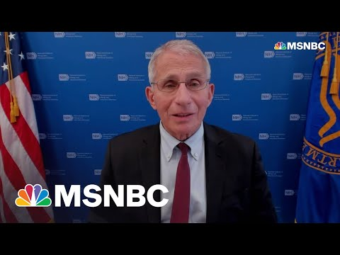 Fauci On Covid Booster Shots: 'Let's Get Ahead Of The Curve'