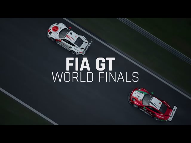 GT Sport World Finals - Watch LIVE from Monaco