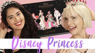 We Tried ColourPop's Disney Princess Collection