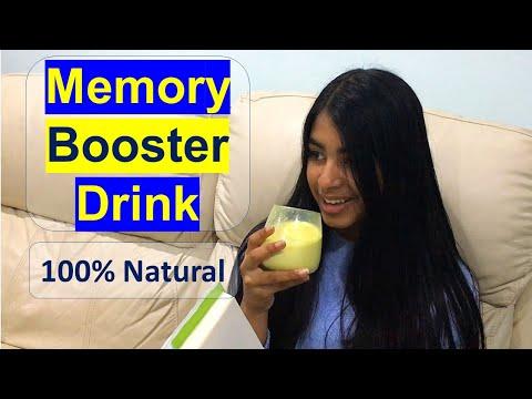 Increase Memory & Concentration In Kids | Memory Boosting Drink | Samyuktha Diaries