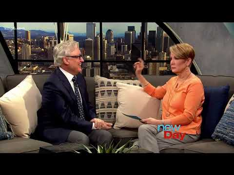 Dr Gregory Jantz on New Day Northwest  – Negotiating With Your Teenagers For Better Communication