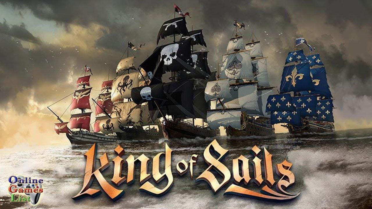 King of Sails: Royal Navy (Beta) Gameplay ᴴᴰ (Android iOS) - YouTube