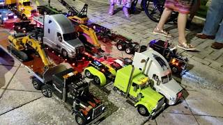 RC Get Together at Classic Cars Exhibition Plaza Cabo Rojo PR