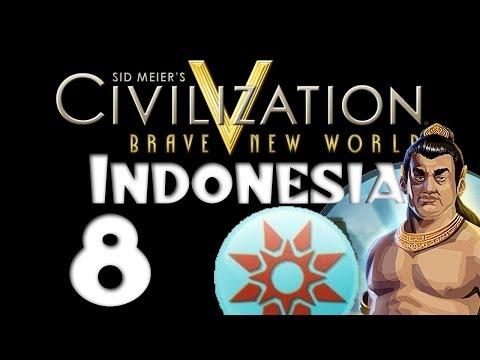 Civilization 5: Indonesia / Archipelago - #8