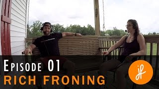 PH01 Rich Froning on competition, shifting priorities, and using his platform
