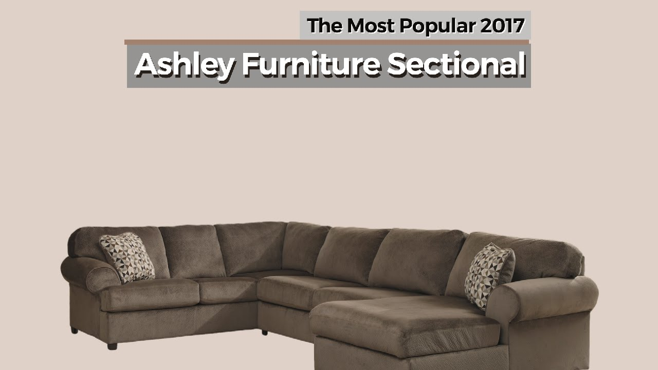 Ashley Furniture Sectional // The Most Popular 2017