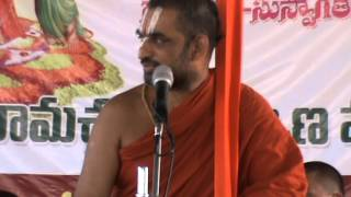 Sri Tridandi Ramanuja Chinna Jeeyar Swami speech In Jagtial Part 2