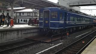 SL大樹の客車~