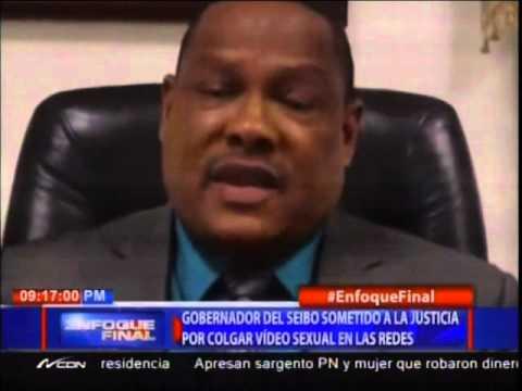 Video del gobernador del seibo
