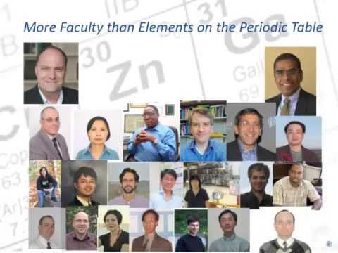 PhD Studies in Chemistry at CUNY