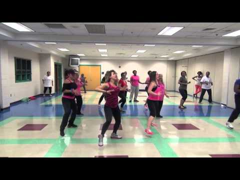 RONQUEN (Mix Discotequeo) by TREBOL CLAN with Dr. Joe & Mr. Frank, Choreo by Natalie Haskell