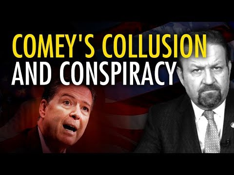 """Dr Gorka: Declassifying Comey memo """"is just the beginning"""""""