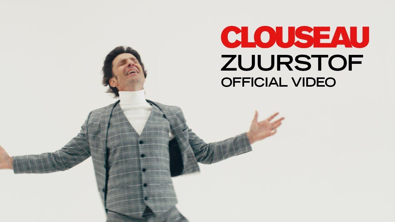 VIDEOCLIP: Clouseau - Zuurstof