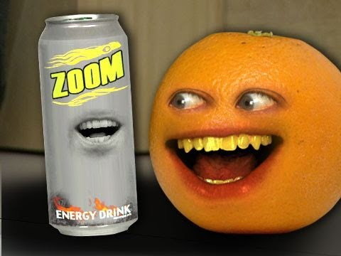 Annoying Orange - ZOOM!!!