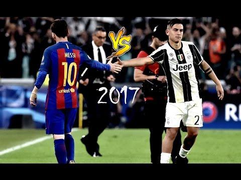 Lionel Messi VS Paulo Dybala - 2017 HD