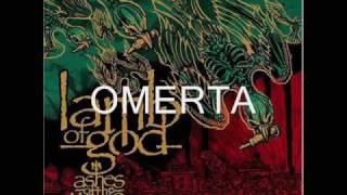 Lamb of God-Omerta with Lyrics