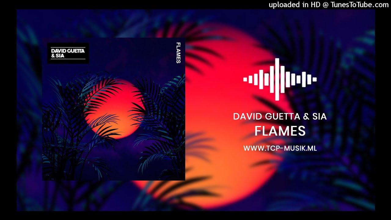 David Guetta Sia Flames Audio Pop 2018 Youtube