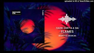 David Guetta & Sia - Flames (Audio) Pop 2018