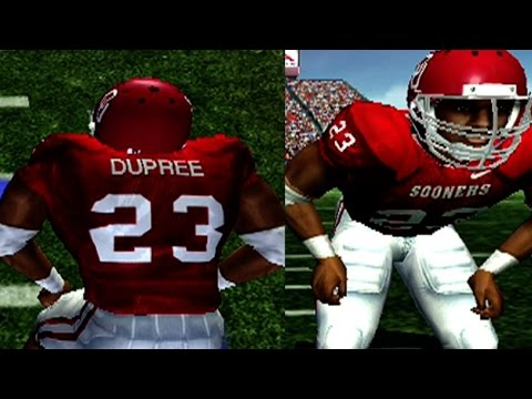NCAA FOOTBALL 2006 - RACE FOR THE HEISMAN - MARCUS DUPREE #1