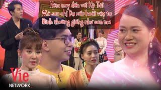Lâm Vỹ Dạ liên tục bị Minh Dự, Cris Phan, Hari Won làm thơ dập nhan sắc