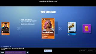 Fortnite - All Rewards From Limited Edition Founder's Pack Showcase Constructor