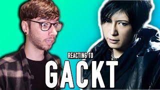 Today I react to the Japanese musician known as GACKT!!! BECOME A B...