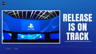 PLAYSTATION 5 ( PS5 ) RELEASE is on TRACK it seems !