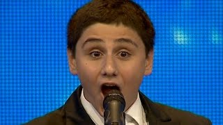 Georgia's Got Talent  - Super performance - Jaba Vashadze
