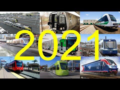 2021 Passenger Rail