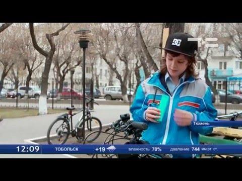 14-летний тюменец придумал, как защитить велосипед от кражи