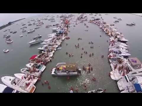 Muscamoot Bay Aerial View (7/12/2014)