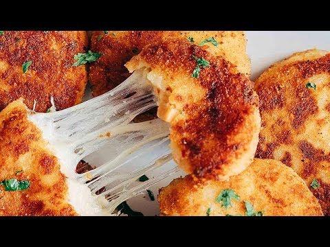 Котлеты из цветной капусты с сыром