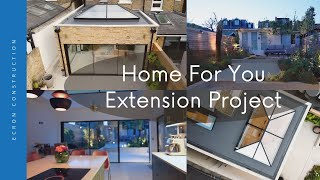 Jim and Jo - Extension Project in Kingston