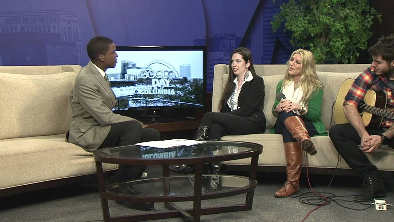 Christian Recording Artist Dara Maclean stops by Good Day ...