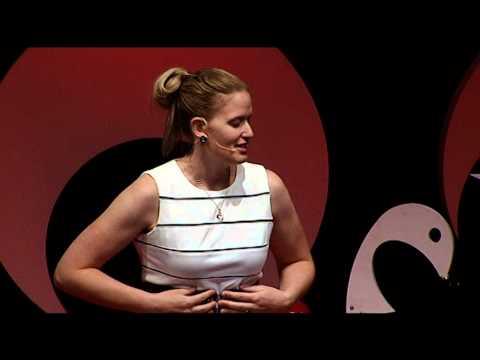 An Olympic take on teamwork | Sami Jo Small | TEDxCrescentSchool