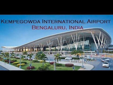 Bangalore International Airport Inside Look | Kempegowda International Airport - Bengaluru, India