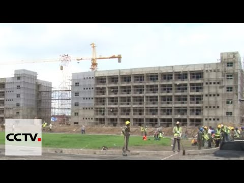 Ethiopia Industrial Park: Global firm jostle for space, 50,000 jobs to be created