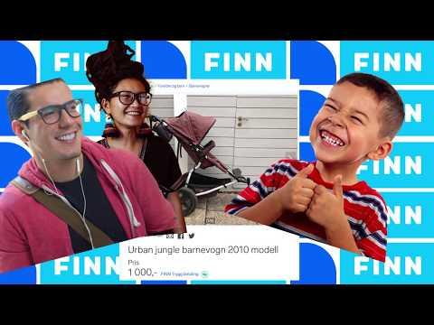 """Nieu Reklame: Finn.no – """"Finn commercial"""""""