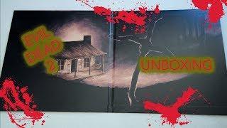 Waxwork Records Evil Dead 2 Vinyl Unboxing