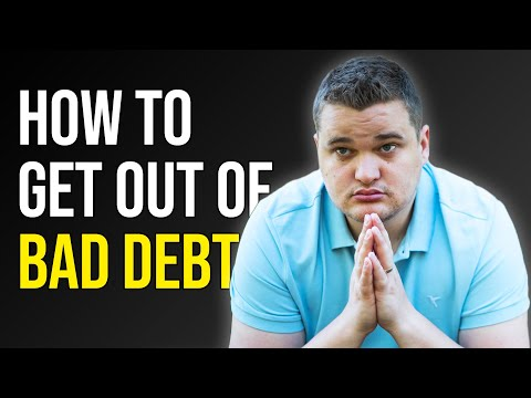 How To Start In Property Even With BAD DEBTS!
