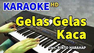 GELAS GELAS KACA - Nia Daniaty | KARAOKE HD